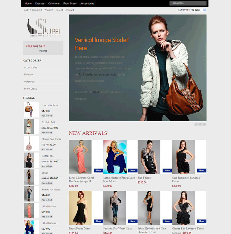 How to start selling clothing online